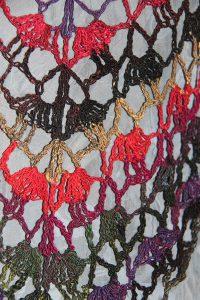 Tuch aus Noro Taiyo Sock 44 von Katrin Walter (noromaniac), Detail