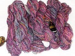 Noro Yuzen Woll-Stränge Farbe 3