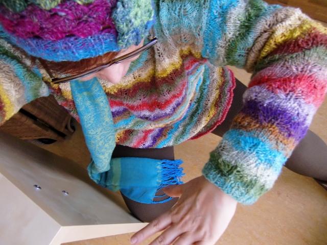 Pullover aus Noro Taiyo Sport 06