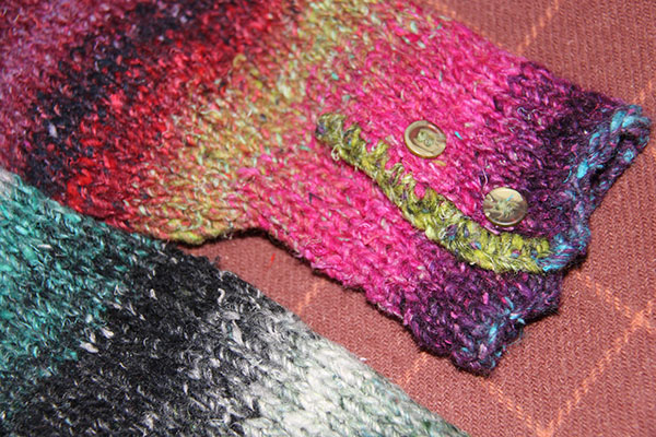 Pullover aus Obi 1 und 7