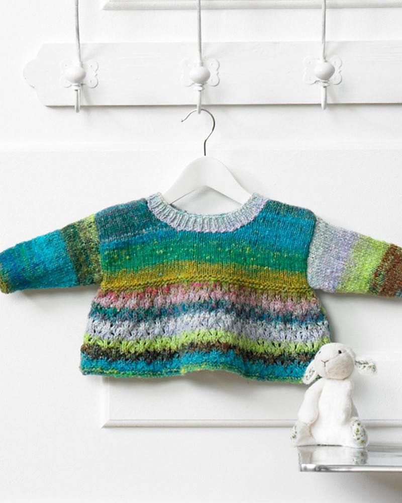 Noromaniac: Norogarn Noro Koromo 5 Kinder-Pullover