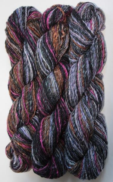 Noro Yuzen Woll-Stränge Farbe 9