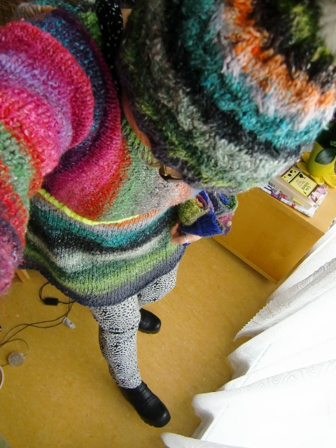 Noro Obi 1+7 Pullover + Mütze + Loop by Katrin Walter - noromaniac