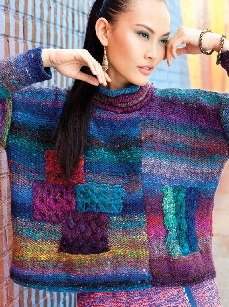 Noromaniac: Norogarn Noro Cyochin 2 Pullover