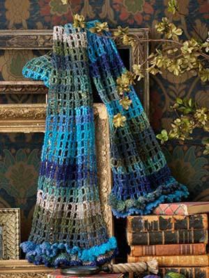 Noro Silk Garden 337 Schal