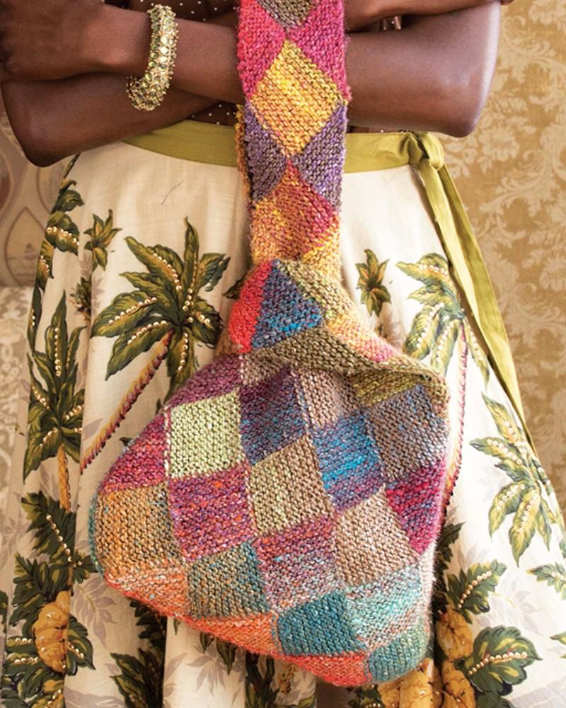 Noro Silk Garden 279+341 Tasche