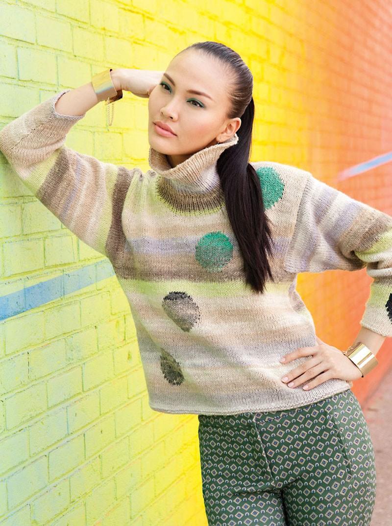 Noro Shiro 04+01 Pullover