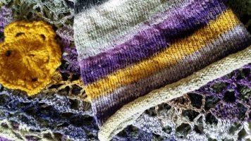 Lilalarium Farblehre alla Noro – Taiyo Sock 30
