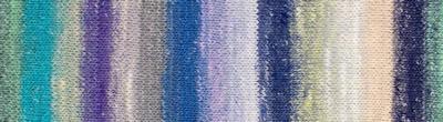 Der Farbrapport der Noro Taiyo 4ply #48