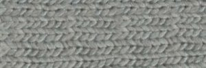 Ein helles Grau, Norogarn Farbe #21 Pebble
