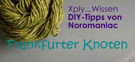 Was ist ein Frankfurter Knoten und wie knüpft man ihn?