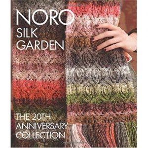 Cover des Buches Noro Silk Garden 20. Jahrestag. Noromaniac