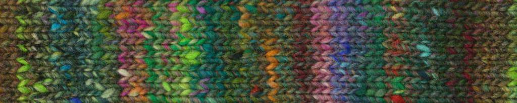 Farbrapport #06 mit Grün