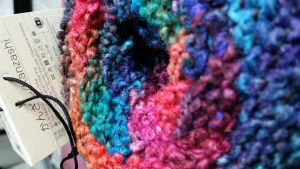 Noro Kanzashi Farbe 08 im Knäuel. Foto: Katrin Walter - Noromaniac