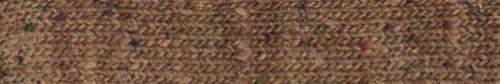 Das Schokobraun bzw. die Capuccino-Farbe des Garns Nummer #10 Koto bei Noromaniac