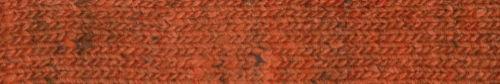 Das knallige Orange der Garnfarbe #11 Koi bei Noromaniac