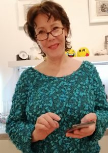 Ariane Kuck - Knitting Fever Inc. Deutschland - Noromaniac