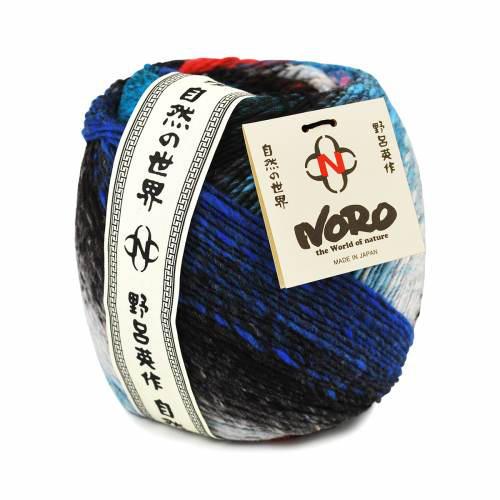 Ein Knäuel Noro Tabi Farbe #08 - Noromaniac