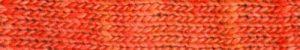 Ein knalliges Orange ist die Farbe #27 Koi