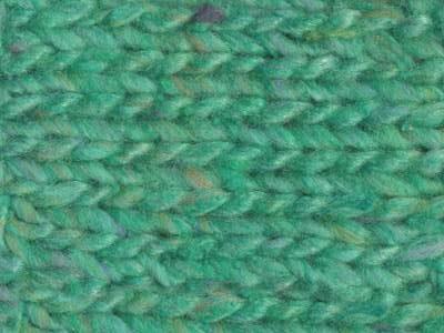 Die Farbe 22, genannt Takamatsu, ein kräftiges Grasgrün mit pistazie-farbenen Sprenkeln. Noromaniac