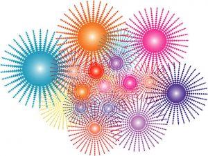 Feuerwerk an Farben - Garn-Rezension Noromaniac