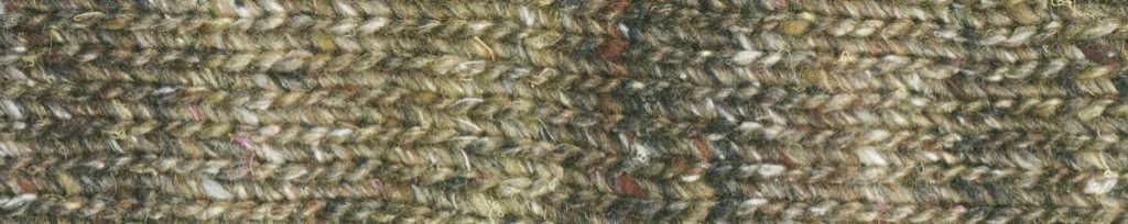 Norogarn Kiri in Farbe 01 Beige Strickprobe - Noromaniac