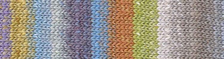 Der Farb-Rapport des Garns Noro Taiyo Sock 37 - Noromaniac