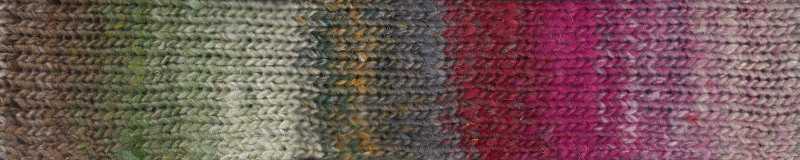 Noromaniac Farbe des Garns #02 Kamaishi der Farbrapport