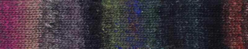 Noromaniac Farbe des Garns #03 Sakado der Farbrapport