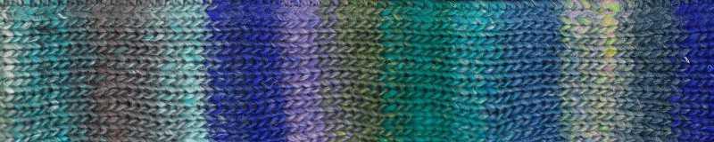 Noromaniac Farbe des Garns #04 Amagasaki der Farbrapport