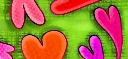Alles (Garn-)Liebe! Wer ist wessen Valentine 2019?