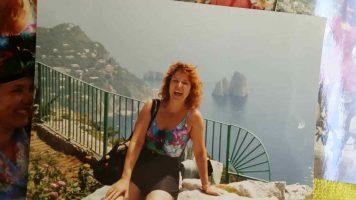 Capri: Neongelbes Ufo gelandet