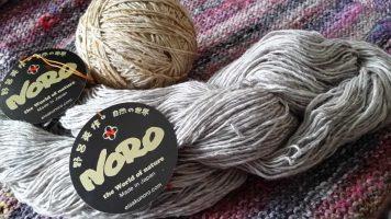 Noro Kumo – Sommergarn mit viel Viskose