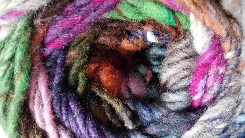 Die Farben der Noro Bachi 07 im Wollknäuel. Foto: Katrin Walter -Noromaniac