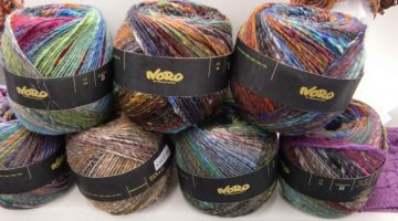 Noro Ito – 100% Wolle extrabunt