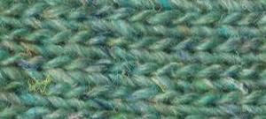 """Die Noro Silk Garden Sock solo #31 """"Wakayama"""" ist ein mint- bzw. acquafarbes Garn."""