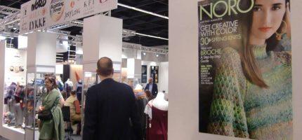 Neuigkeiten von Noro und Knitting Fever auf der h+h cologne 2019